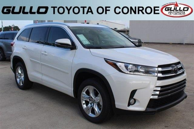 2017 toyota highlander limited limited 4dr suv for sale in conroe texas classified. Black Bedroom Furniture Sets. Home Design Ideas