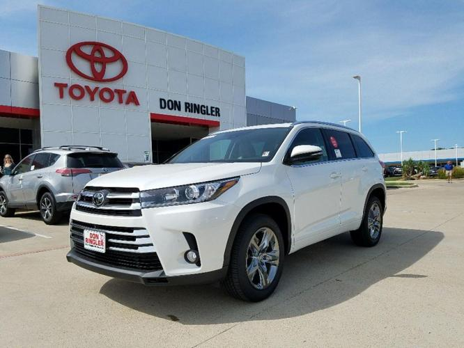 2017 toyota highlander limited limited 4dr suv for sale in. Black Bedroom Furniture Sets. Home Design Ideas