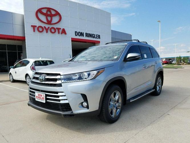 2017 toyota highlander limited limited 4dr suv for sale in temple texas classified. Black Bedroom Furniture Sets. Home Design Ideas