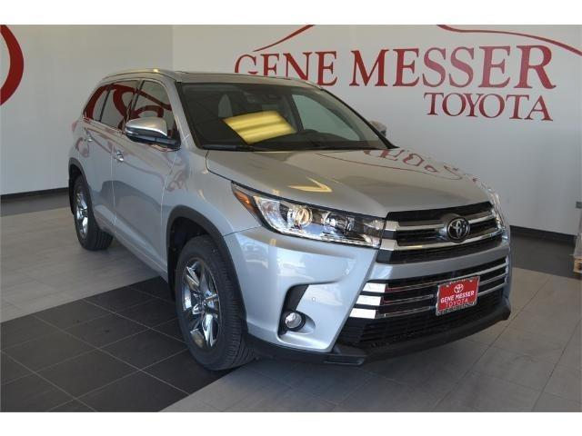 2017 toyota highlander limited platinum awd limited platinum 4dr suv for sale in lubbock texas. Black Bedroom Furniture Sets. Home Design Ideas