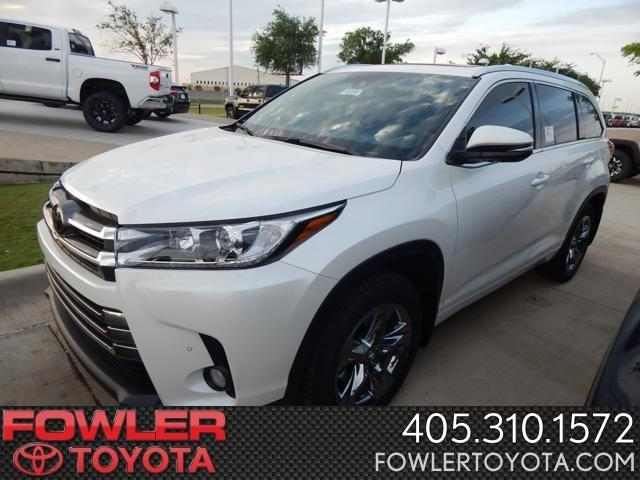 2017 toyota highlander limited platinum awd limited platinum 4dr suv for sale in norman. Black Bedroom Furniture Sets. Home Design Ideas