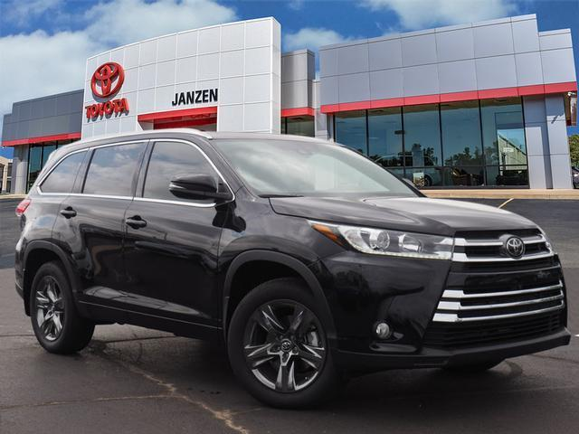 2017 toyota highlander limited platinum limited platinum 4dr suv for sale in stillwater. Black Bedroom Furniture Sets. Home Design Ideas
