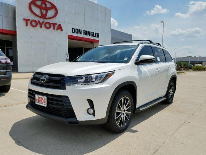 2017 toyota highlander se se 4dr suv for sale in temple texas classified. Black Bedroom Furniture Sets. Home Design Ideas