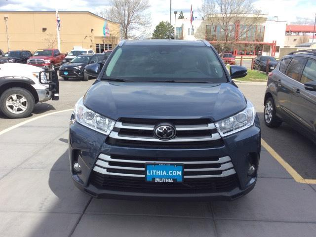 2017 toyota highlander xle awd xle 4dr suv for sale in billings montana classified. Black Bedroom Furniture Sets. Home Design Ideas