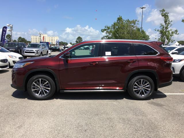 2017 toyota highlander xle awd xle 4dr suv for sale in lafayette louisiana classified. Black Bedroom Furniture Sets. Home Design Ideas