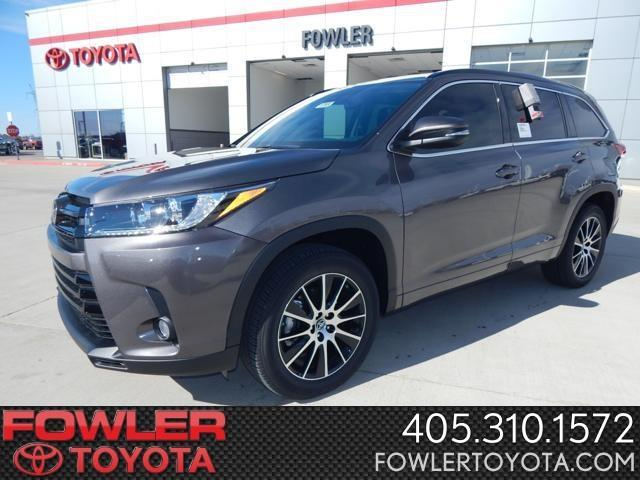 2017 toyota highlander xle xle 4dr suv for sale in norman oklahoma classified. Black Bedroom Furniture Sets. Home Design Ideas