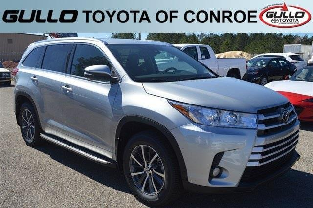 2017 Toyota Highlander Xle Xle 4dr Suv For Sale In Conroe