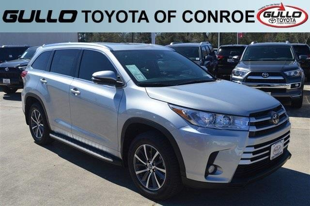 2017 toyota highlander xle xle 4dr suv for sale in conroe texas classified. Black Bedroom Furniture Sets. Home Design Ideas
