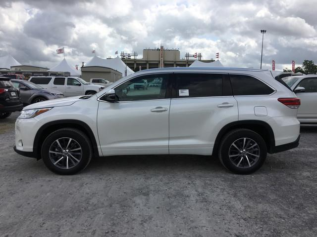 2017 toyota highlander xle xle 4dr suv for sale in lafayette louisiana classified. Black Bedroom Furniture Sets. Home Design Ideas