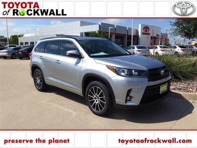 2017 toyota highlander xle xle 4dr suv for sale in rockwall texas classified. Black Bedroom Furniture Sets. Home Design Ideas