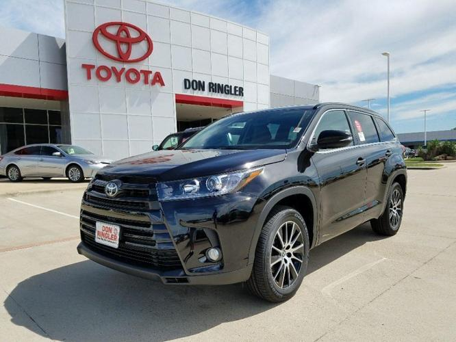 2017 toyota highlander xle xle 4dr suv for sale in temple texas classified. Black Bedroom Furniture Sets. Home Design Ideas