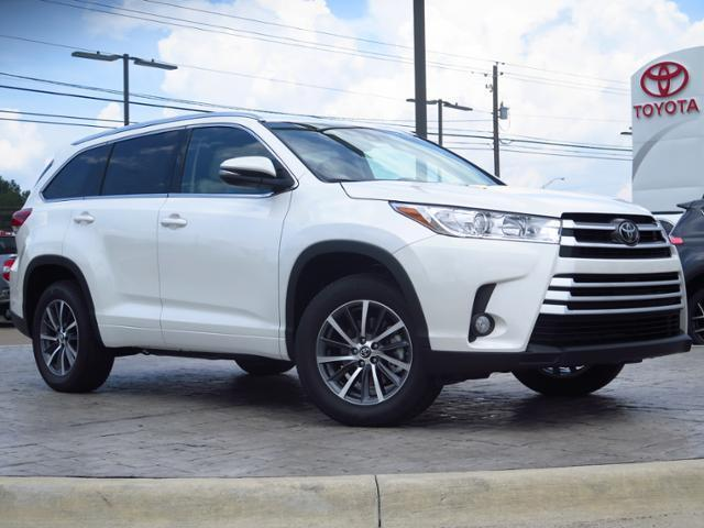2017 toyota highlander xle xle 4dr suv for sale in montgomery alabama classified. Black Bedroom Furniture Sets. Home Design Ideas