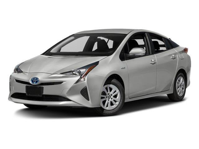 2017 Toyota Prius Four Four 4dr Hatchback
