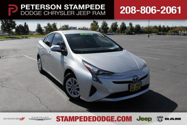 2017 toyota prius two two 4dr hatchback for sale in nampa idaho classified. Black Bedroom Furniture Sets. Home Design Ideas