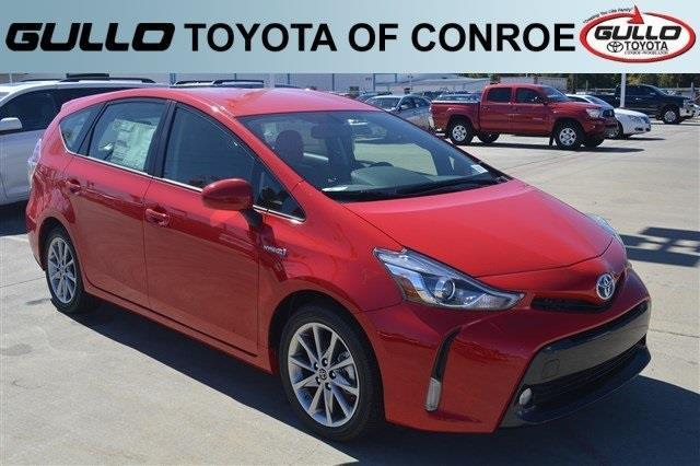 2017 Toyota Prius v Five Five 4dr Wagon