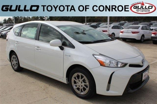 2017 toyota prius v five five 4dr wagon for sale in conroe texas classified. Black Bedroom Furniture Sets. Home Design Ideas