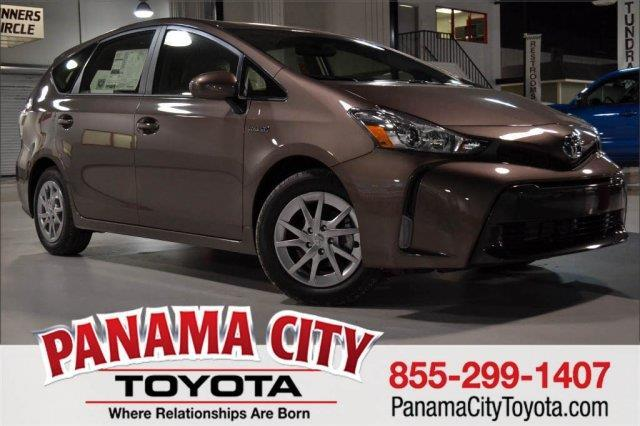 2017 toyota prius v four four 4dr wagon for sale in panama city florida classified. Black Bedroom Furniture Sets. Home Design Ideas