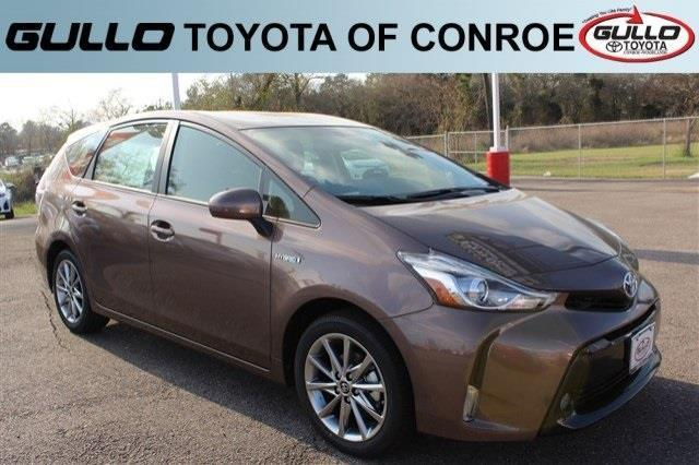 2017 toyota prius v two two 4dr wagon for sale in conroe texas classified. Black Bedroom Furniture Sets. Home Design Ideas