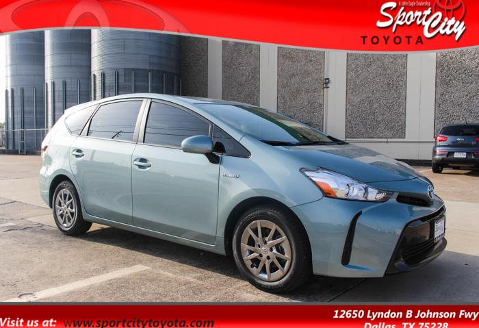 2017 toyota prius v two two 4dr wagon for sale in dallas texas classified. Black Bedroom Furniture Sets. Home Design Ideas
