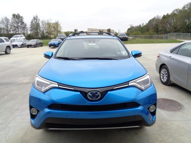 2017 toyota rav4 hybrid limited awd limited 4dr suv for sale in lake charles louisiana. Black Bedroom Furniture Sets. Home Design Ideas
