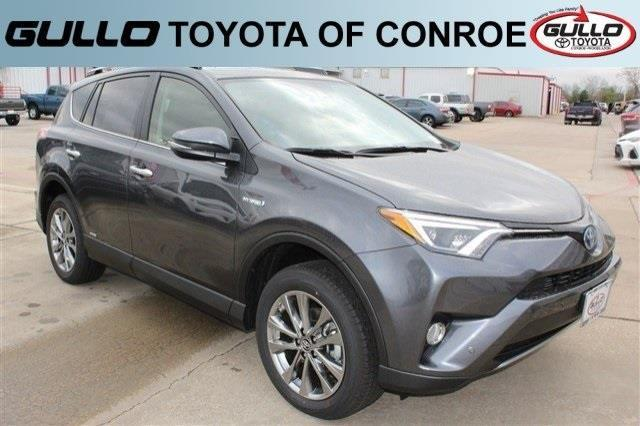 2017 toyota rav4 hybrid limited awd limited 4dr suv for sale in conroe texas classified. Black Bedroom Furniture Sets. Home Design Ideas