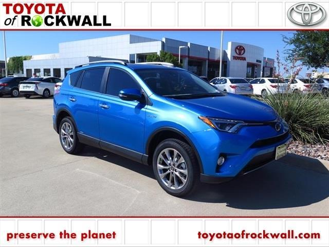 2017 toyota rav4 hybrid limited awd limited 4dr suv for sale in rockwall texas classified. Black Bedroom Furniture Sets. Home Design Ideas