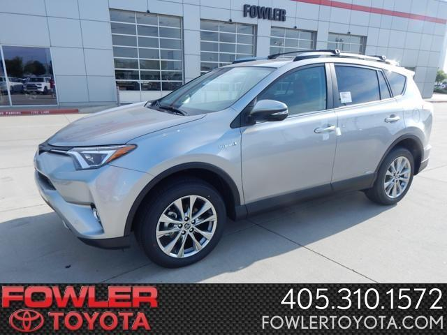 2017 toyota rav4 hybrid limited awd limited 4dr suv for sale in norman oklahoma classified. Black Bedroom Furniture Sets. Home Design Ideas