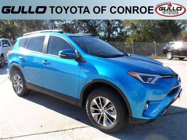 2017 toyota rav4 hybrid xle awd xle 4dr suv for sale in conroe texas classified. Black Bedroom Furniture Sets. Home Design Ideas