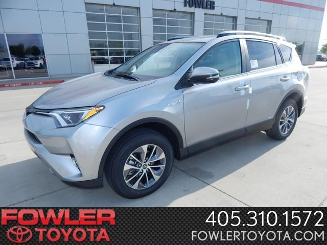 2017 toyota rav4 hybrid xle awd xle 4dr suv for sale in norman oklahoma classified. Black Bedroom Furniture Sets. Home Design Ideas