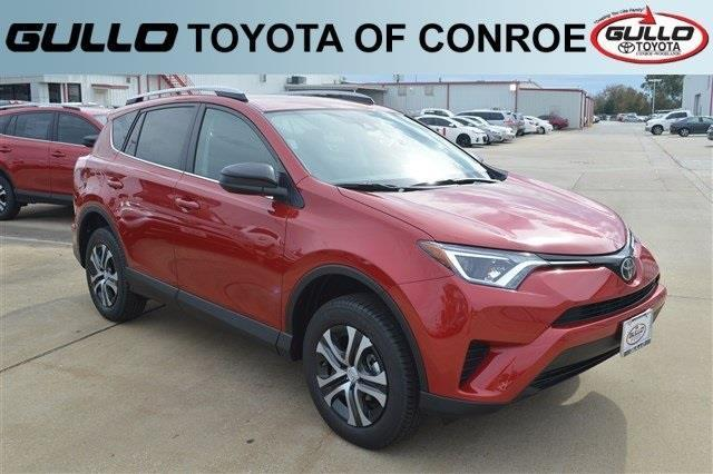 2017 Toyota Rav4 Le Le 4dr Suv For Sale In Conroe Texas