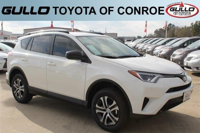 2017 toyota rav4 le le 4dr suv for sale in conroe texas classified. Black Bedroom Furniture Sets. Home Design Ideas
