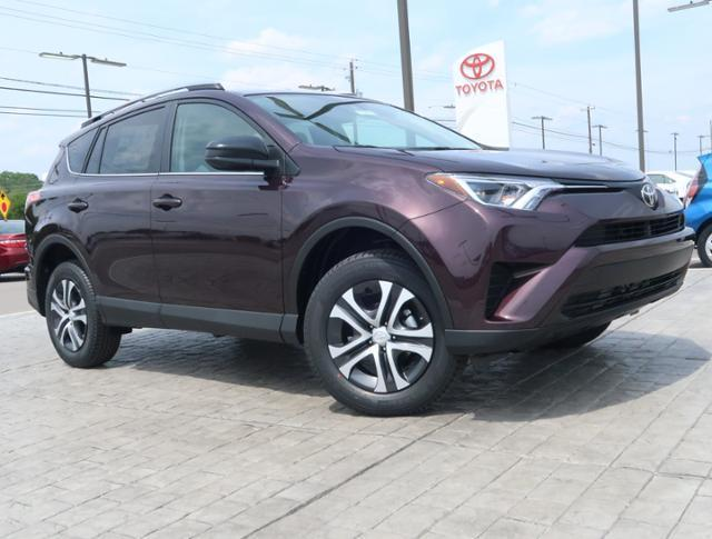 2017 Toyota Rav4 Le Le 4dr Suv For Sale In Montgomery