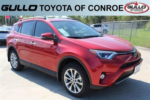 2017 Toyota Rav4 Limited Awd Limited 4dr Suv For Sale In
