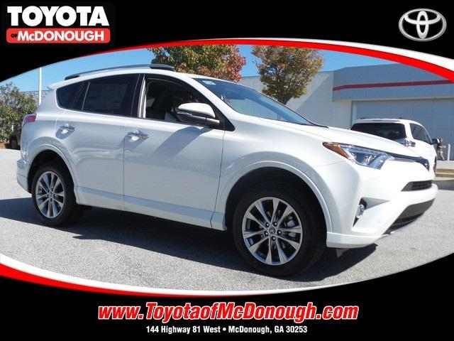 2017 toyota rav4 limited limited 4dr suv for sale in mcdonough georgia classified. Black Bedroom Furniture Sets. Home Design Ideas