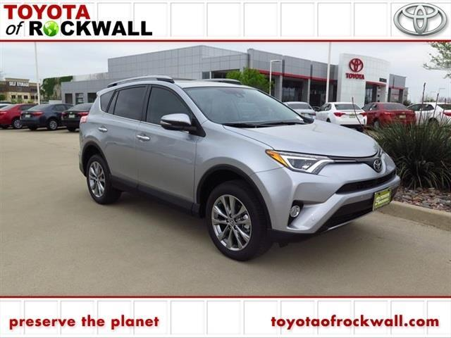 2017 toyota rav4 limited limited 4dr suv for sale in rockwall texas classified. Black Bedroom Furniture Sets. Home Design Ideas