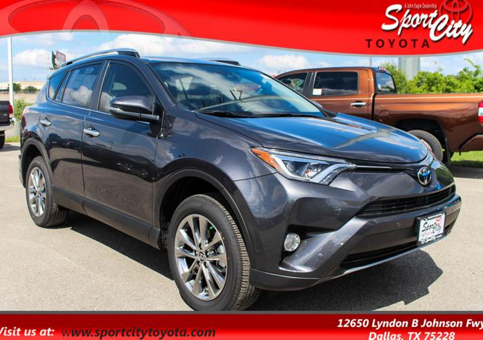 2017 toyota rav4 limited limited 4dr suv for sale in dallas, texas