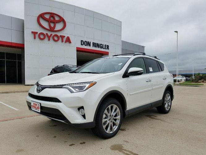 2017 toyota rav4 limited limited 4dr suv 2017 toyota rav4 limited suv in temple tx. Black Bedroom Furniture Sets. Home Design Ideas