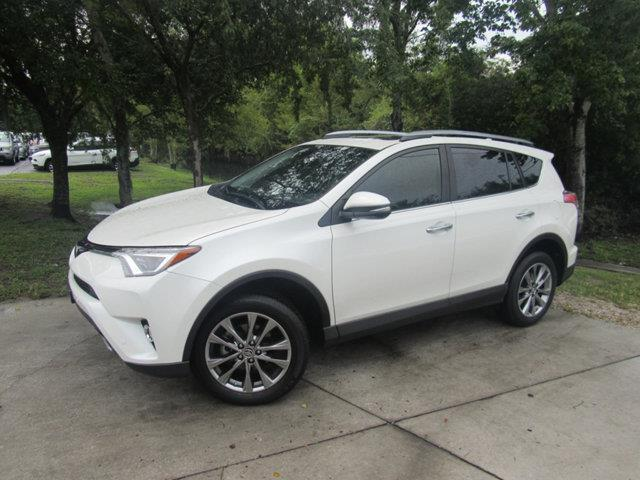 2017 toyota rav4 limited limited 4dr suv for sale in gainesville florida classified. Black Bedroom Furniture Sets. Home Design Ideas