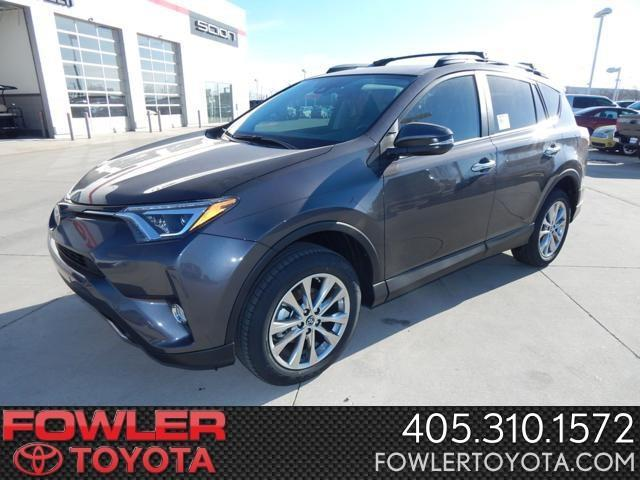 2017 toyota rav4 platinum awd platinum 4dr suv for sale in norman oklahoma classified. Black Bedroom Furniture Sets. Home Design Ideas