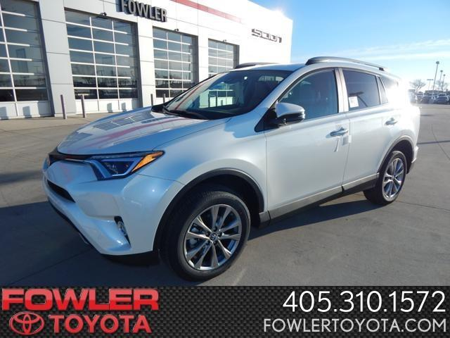 2017 toyota rav4 platinum platinum 4dr suv for sale in norman oklahoma classified. Black Bedroom Furniture Sets. Home Design Ideas