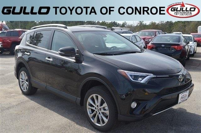 2017 toyota rav4 platinum platinum 4dr suv for sale in conroe texas classified. Black Bedroom Furniture Sets. Home Design Ideas