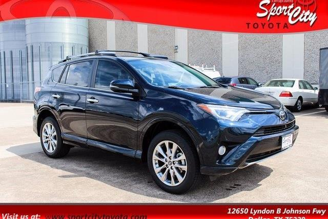 2017 toyota rav4 platinum platinum 4dr suv for sale in dallas texas classified. Black Bedroom Furniture Sets. Home Design Ideas