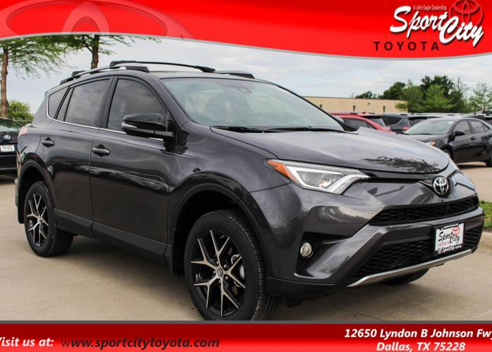 2017 toyota rav4 se se 4dr suv for sale in dallas texas classified. Black Bedroom Furniture Sets. Home Design Ideas
