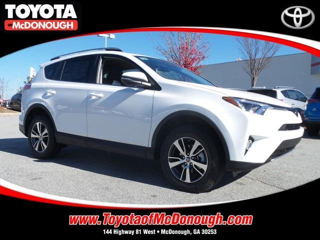 2017 toyota rav4 xle awd xle 4dr suv for sale in mcdonough georgia classified. Black Bedroom Furniture Sets. Home Design Ideas