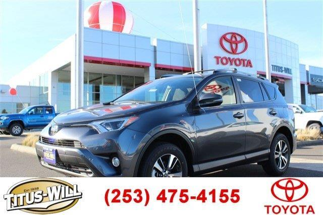 2017 toyota rav4 xle awd xle 4dr suv for sale in tacoma washington classified. Black Bedroom Furniture Sets. Home Design Ideas