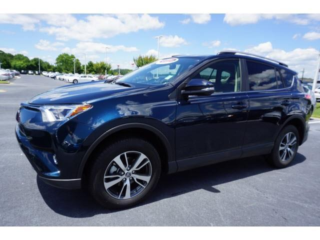 2017 toyota rav4 xle awd xle 4dr suv for sale in macon georgia classified. Black Bedroom Furniture Sets. Home Design Ideas