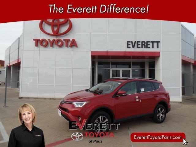 2017 Toyota RAV4 XLE XLE 4dr SUV