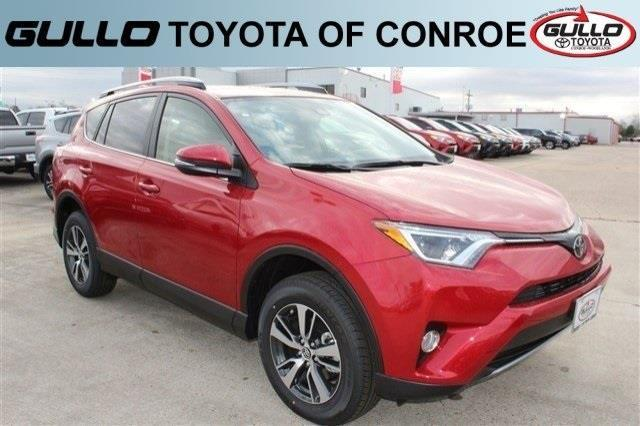 2017 Toyota Rav4 Xle Xle 4dr Suv For Sale In Conroe Texas