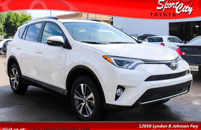2017 Toyota RAV4 XLE XLE 4dr SUV for Sale in Dallas, Texas ...