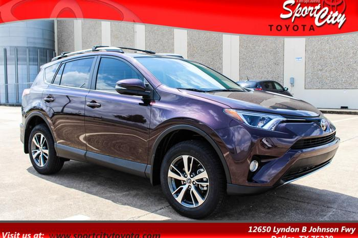 2017 toyota rav4 xle xle 4dr suv for sale in dallas texas classified. Black Bedroom Furniture Sets. Home Design Ideas